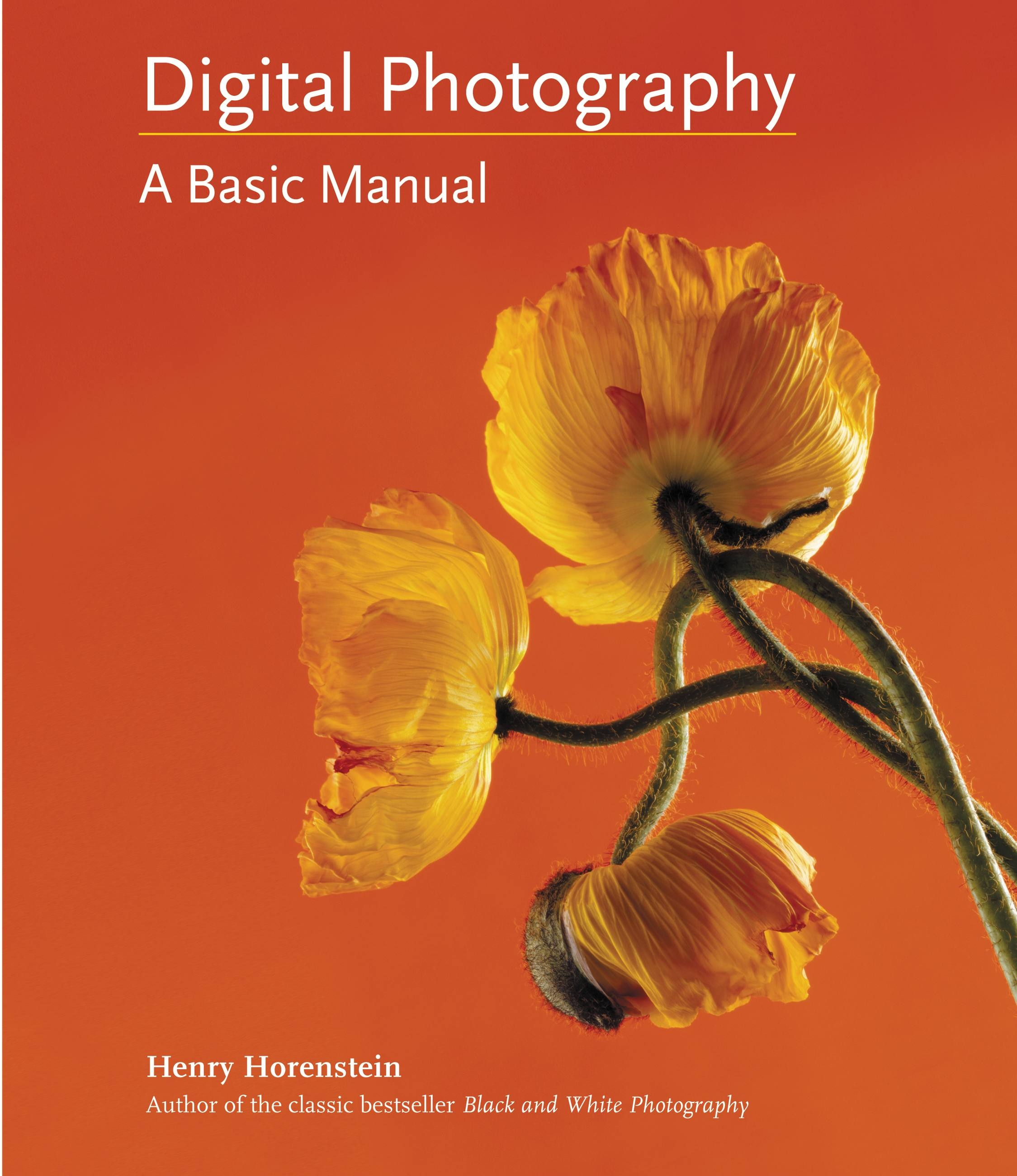 Digital photography a basic manual by henry horenstein