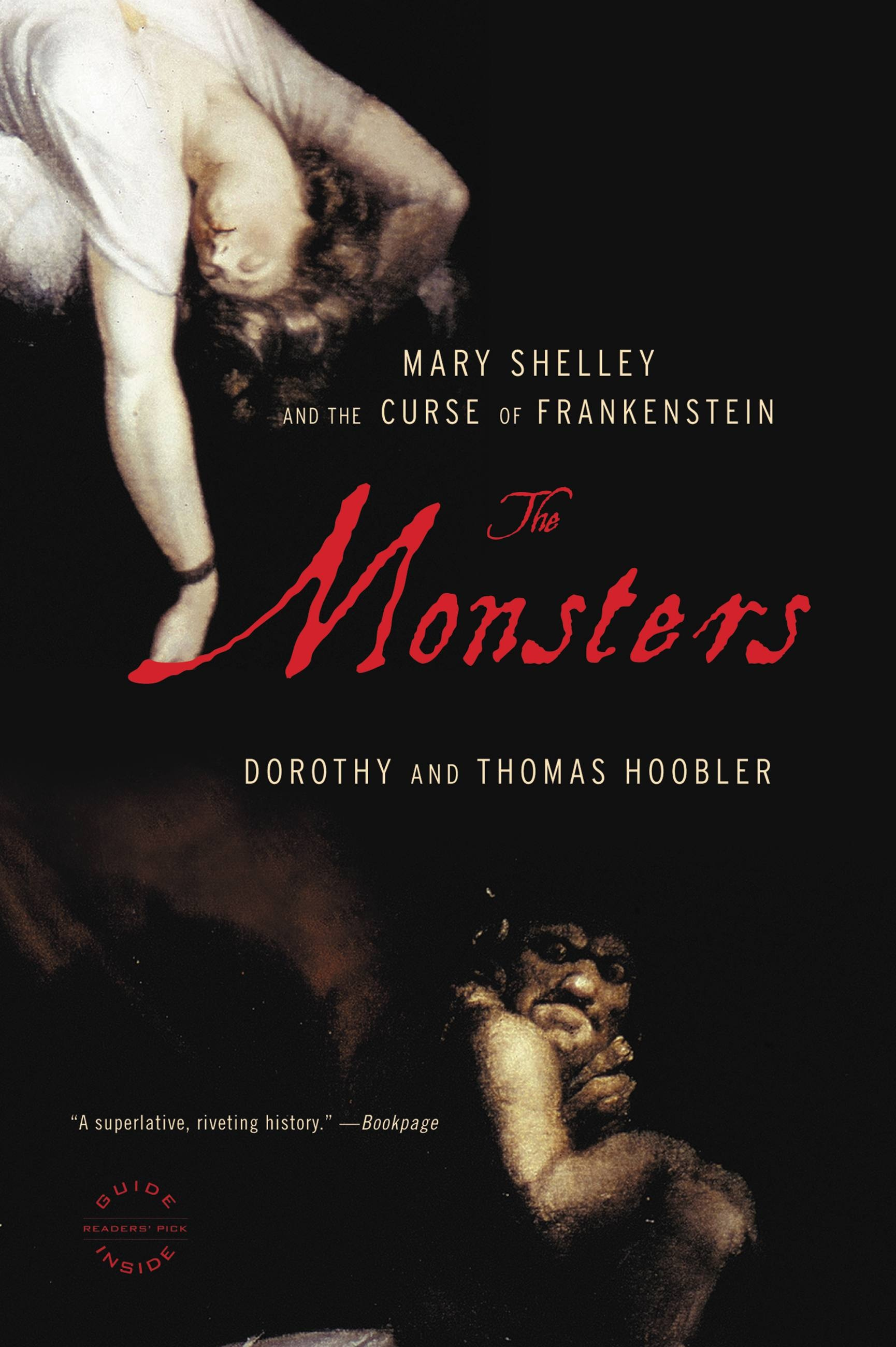 comparing myself to the monster from frankenstein