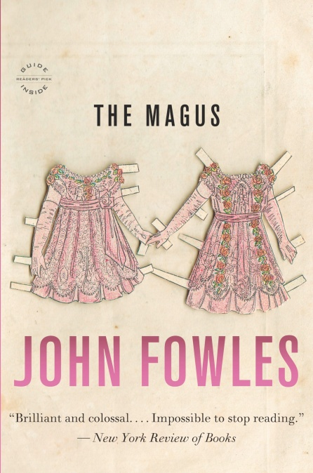 Image result for the Magus, by John Fowles
