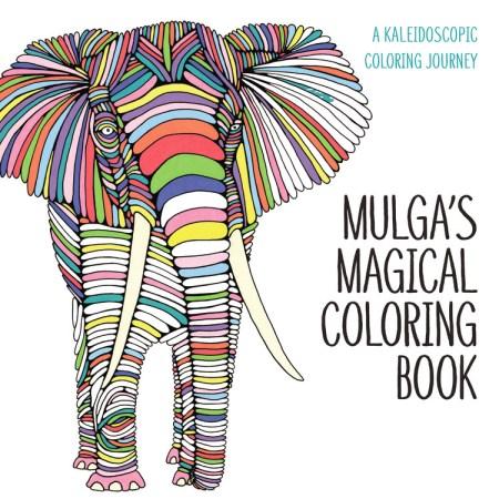 Mulga\'s Magical Coloring Book