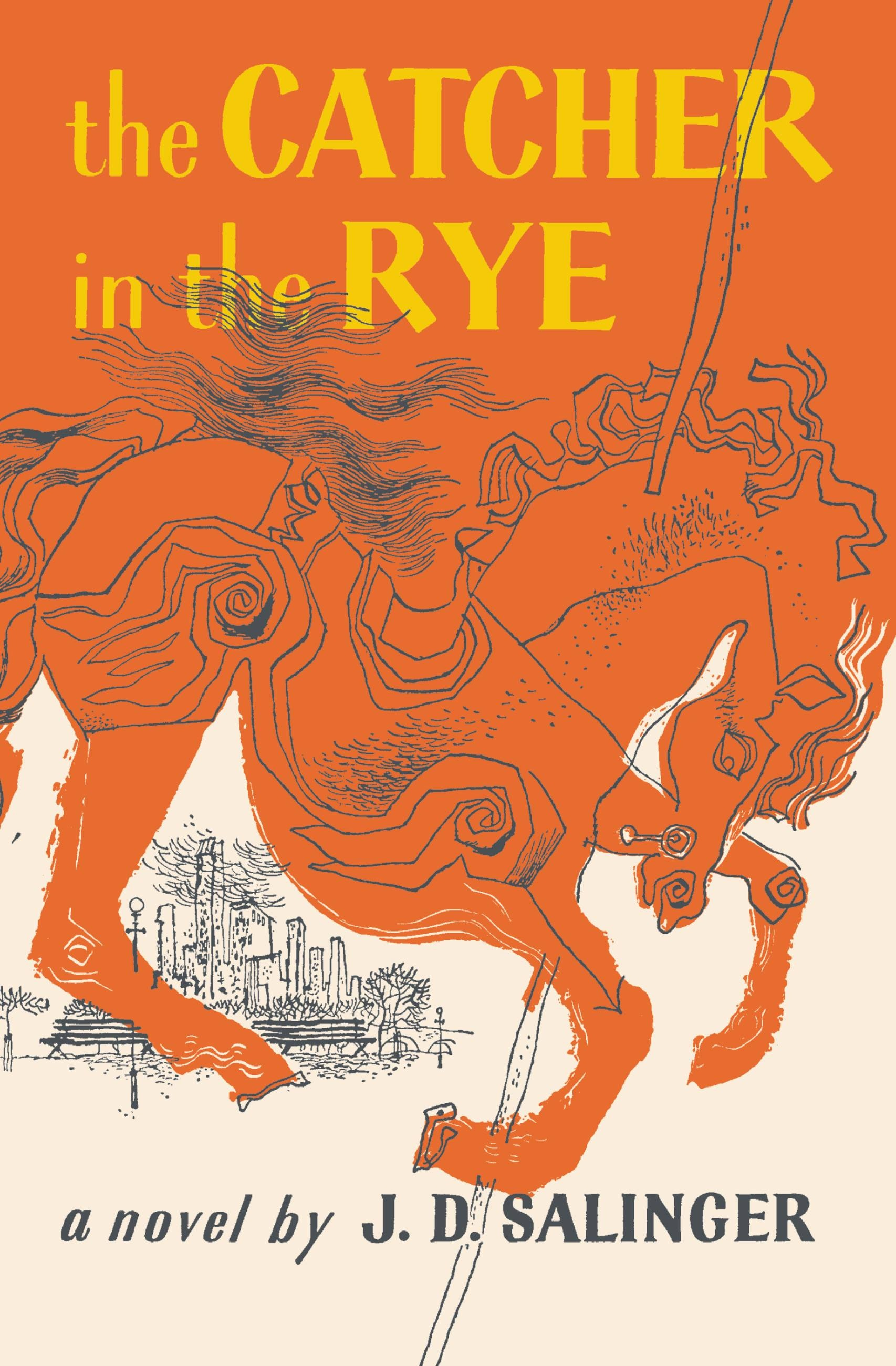 an analysis of the character of the catcher in the rye by jd salinger The catcher in the rye study guide contains a biography of jd salinger, literature essays, quiz questions, major themes, characters, and a full summary and analysis.