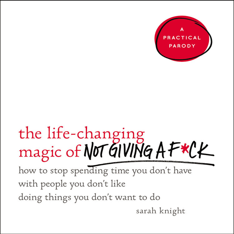 Image result for the life changing magic of not giving