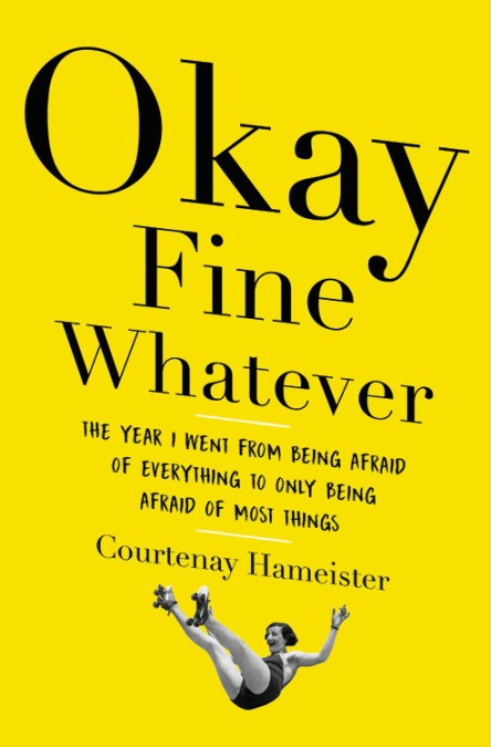 okay fine whatever by courtenay hameister little brown and company
