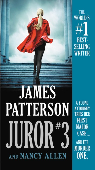 Juror #3 by James Patterson | Little, Brown and Company