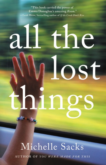 All the Lost Things by Michelle Sacks
