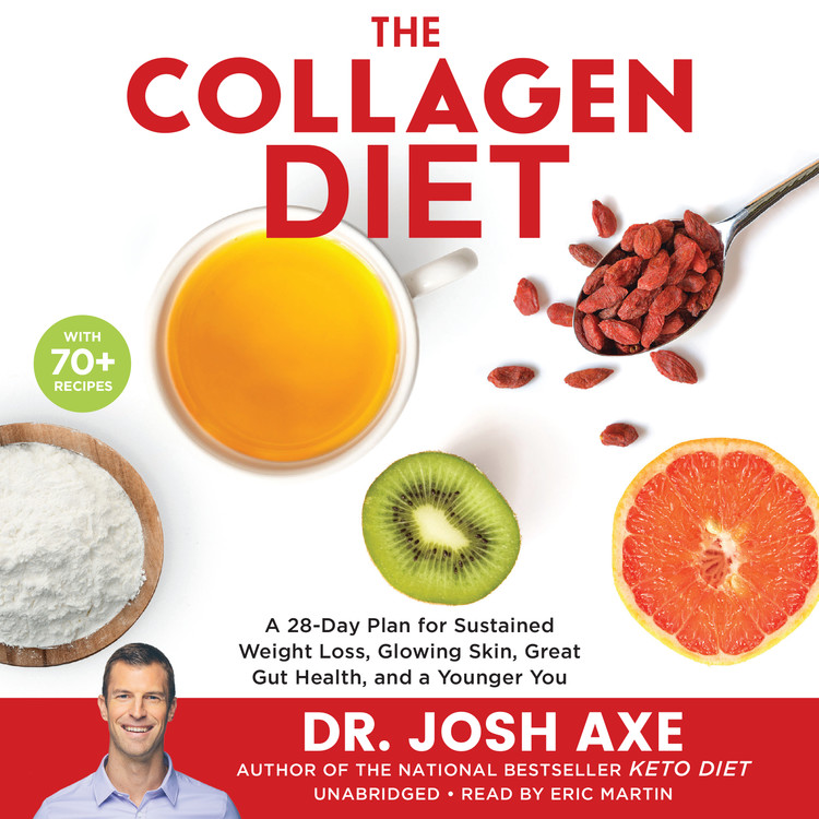 The Collagen Diet By Eric Martin Little Brown And Company